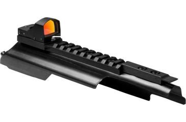 NcSTAR AK Receiver Cover w/ Built In Tactical Green Dot Sight/Auto Brightness DMAKG