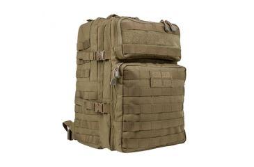 3-NcSTAR MOLLE Assault Backpack