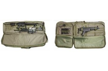 Ncstar Double Rifle Case CVDR2914T