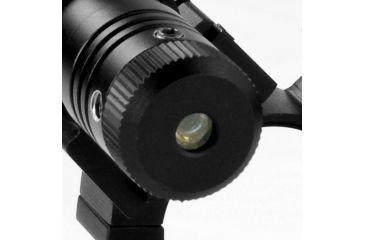 NcSTAR Flashlight & Green Laser Combo - Green Laser ASFLG1