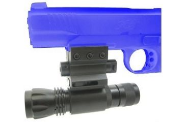 1-NcSTAR Gun Accessory - Pistol Laser & Flashlight Quick Release Set APFLS