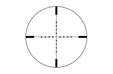 NcStar  Mil-Dot Reticle