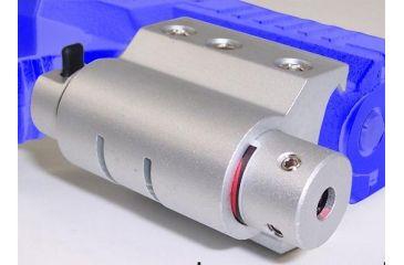 NcSTAR Pistol/Rifle Laser & Weaver Mount Set APRLSS