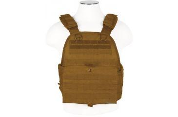 NcSTAR Plate Carrier Vest - Digital Tan CVPCV2924T