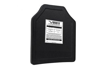 9-NcSTAR Expert Carrier Vest w/Two 10x12in Shooters Cut Hard PE Ballistic Panels