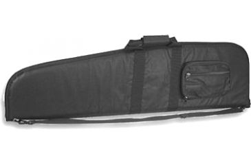 NcSTAR Waterproof Gun Case for Rifles with Scopes, Black - 42 Inches CVS2906-42