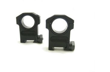 NcSTAR Scope Ring - 30mm Weaver Ring / 1'' Aluminum Inserts High R24