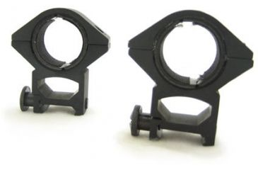 NcSTAR Scope Ring - 30mm Weaver Ring / 1'' Inserts R04