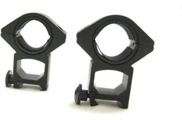 NcSTAR Scope Ring - 30mm Weaver Ring / 1'' Inserts R06