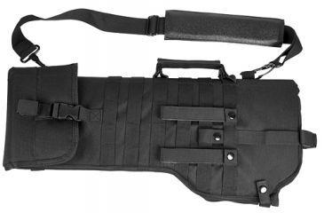 Ncstar Tactical Rifle Gun Case Scabbard - Black CVRSCB2919B