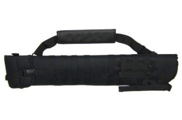 NcStar Tactical Shotgun Scabbard/Black CVSCB2917B
