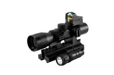 NCSTAR Riflescope Triple Threat Kit