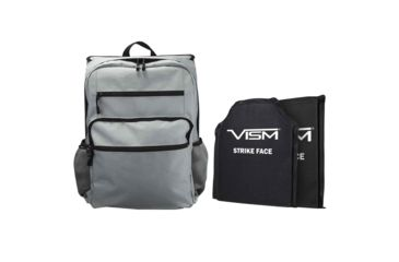 1-NcSTAR VISM GuardianPack Backpack with Level IIIA Soft Panels