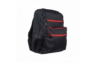 1-NcSTAR VISM GuardianPack Backpack with Front/Rear Compartments for Body Armor
