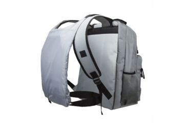 2-NcSTAR VISM GuardianPack Backpack with Front/Rear Compartments for Body Armor