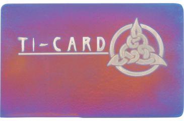 Nemesis Ti-Card, 2in. x 3.25in. NE3