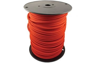 Neocorp 7/32'' Bungee Pp Blk 250' Spool 1086PF250A0