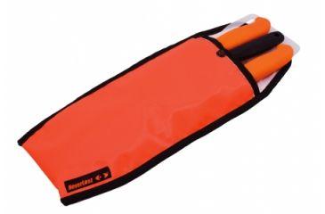 Neverlost Butcher Knife Set, Black/Orange 6040