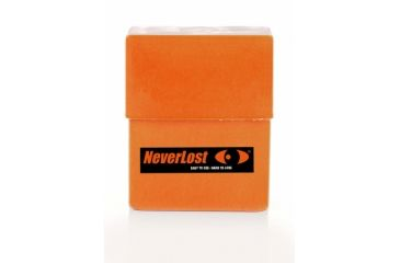 Neverlost Cartridge Pocket Rifle, Holds 10, Black/Orange 7056