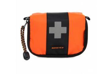 Neverlost First Aid Kit, Black/Orange 6089