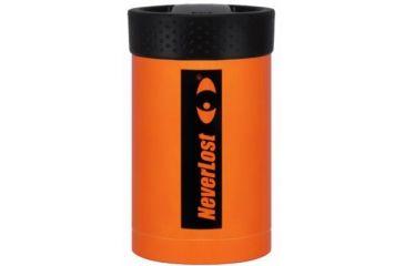 Neverlost Food Thermos, Black/Orange 7061