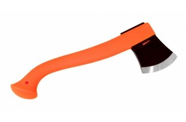 Neverlost Outdoor Axe, Black/Orange 6118