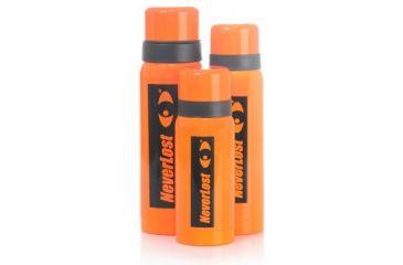 Neverlost Thermos .35L, Black/Orange 6142