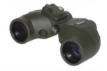 New Firefield Centurion System 7x50 Porro Prism Military Binocular w/ Case FF12001