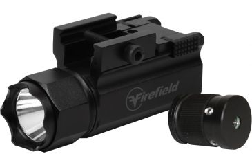 New Firefield Interchangeable Tactical Flashlight and Green Laser Pistol Kit FF13042