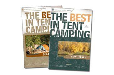 New Jersey State Parks Camping, Scott Zamek, Publisher - Stackpole Books