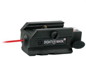New Sightmark Triple Duty CRL Red Laser SM13037