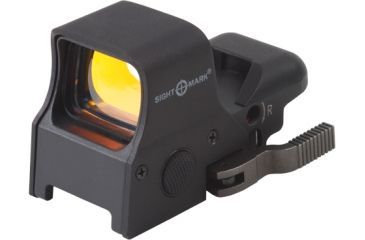 New Sightmark Ultra Shot Sight QD Digital Switch, Red Dot Sight SM14000