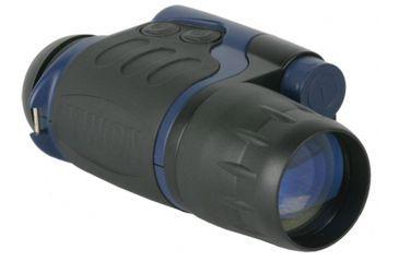 New Yukon NVMT 3x42 Sea Wolf Waterproof 1x Night Vision Monocular, Black/Blue 24022WP