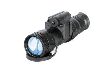 NG Avenger QS Gen 2Plus Night Vision Monocular 3X Magnification Quick Silver White Phosphor, Black NGAVG2QS