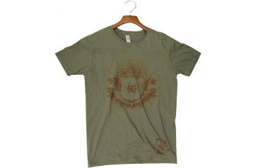 Ngage Green T-Shirt - Medium 046443