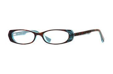 3-Nicole Miller Bon Voyage SENM BONV00 Eyeglass Frames