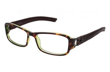 Nicole Miller Canal Bifocal Prescription Eyeglasses - Frame TORTOISE/BROWN, Size 51/15mm NMCANAL03