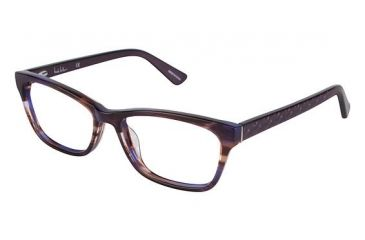 c5b128ff03b Nicole Miller Carroll Eyeglass Frames - Frame GRAPE