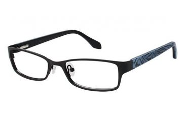 Nicole Miller CLARKSON Bifocal Prescription Eyeglasses - Frame BLACK NMCLARKSON01