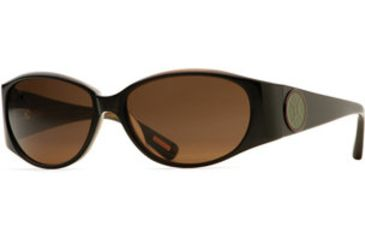 Nicole Miller Collection NL Voila! SENL VOIL06 Sunglasses - Black Moss SENL VOIL065630 BK
