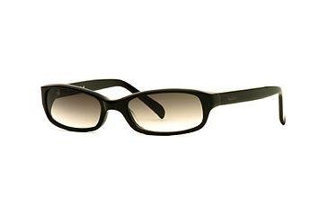 Nicole Miller Mai Tai SENM MAIT06 Sunglasses - Black SENM MAIT065435 BK