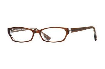 Nicole Miller Passport SENM PASS00 Eyeglass Frames - Cocoa Beach SENM PASS005235 BN