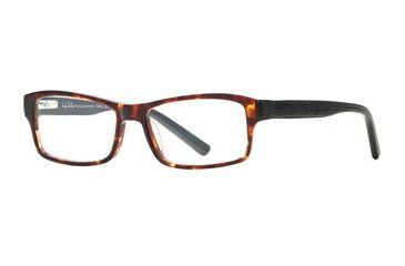 Nicole Miller  SENM CLIH00 Progressive Prescription Eyeglasses - Amber SENM CLIH005035 AM