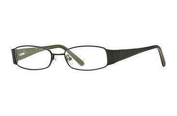 Nicole Miller Sophisticate SENM SOPH00 Bifocal Prescription Eyeglasses - Black Olive SENM SOPH005235 BK