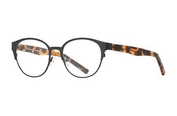 Nicole Miller Spot On SENM SPOT00 Bifocal Prescription Eyeglasses - Black SENM SPOT005035 BK