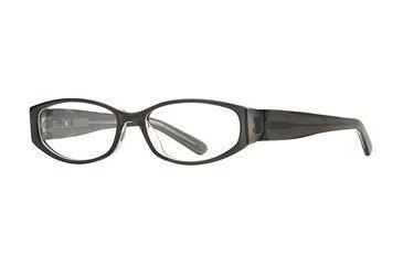 Nicole Miller Uncensored SENM UNCE00 Eyeglass Frames - Ocean Mist SENM UNCE005135 BK