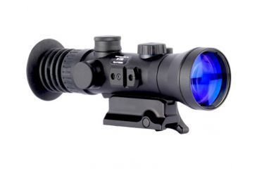 Night Optics D-730 Superlite Gen2 + High Performance 3.8x Nightvision Weapon Scope NS-730-2H
