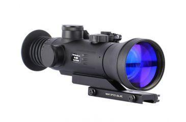 Night Optics D-750 Gen 3 4x Night Vision Weapon Scope w/ Mil Dot Reticle NS-750-3GM