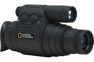 Night Owl Optics NGM124X National Geographic Geo Vision Travel 1.0x 1st Generation Night Vision Monocular 3Zx