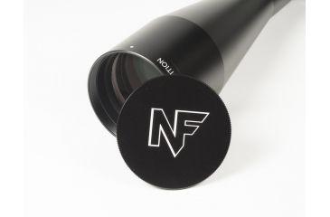 NightForce Metal Lens Caps for Competition Models Set, Black A260